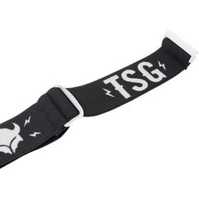 TSG Presto Goggle chopper / black - clear bonus